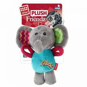 Bilde av Plysh Friendz GiGwi, Elefant - Plysj leke til hund