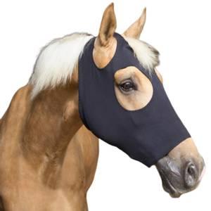 Bilde av Catago FIR-Tech Healing Maske, Sort - Til Hesten