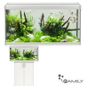 Bilde av Akvastabil Family 80 cm, Tetra Utstyr - Akvarium Startsett