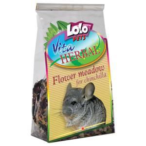 Bilde av Naturlig Godbit til Chinchilla engblomst Herbal Lolo Pets