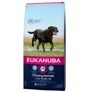 Bilde av 15 kg Hundemat Eukanuba Thriving Mature & Senior Large