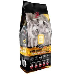 Bilde av 12 kg The Only One Free Range Poultry Alpha Spirit - Hundemat