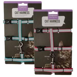 Bilde av Kattesele-set Stripe, Dogman - Sele Til Katt
