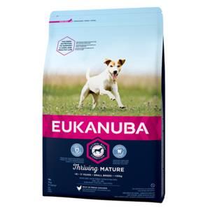 Bilde av 3 kg Hundemat Eukanuba Thriving Mature & Senior Small Breed