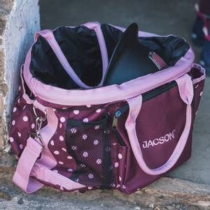 Bilde av Jacson Grooming Bag Hest - Strigle Veske
