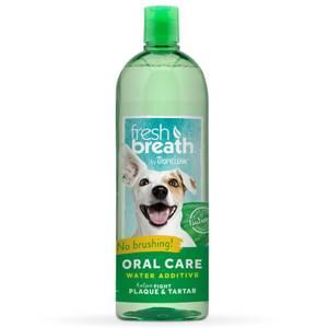 Bilde av Tropiclean Water Additive Original 473ml - Munnvann Hund & Katt