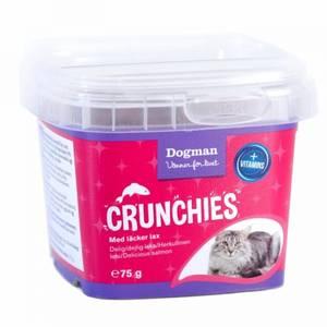 Bilde av Crunchies laks 75g