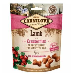 Bilde av Crunchy Lamb with Cranberries, Carnilove - Godbit Hund