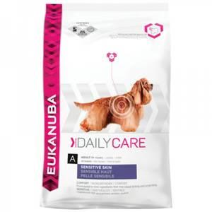 Bilde av 12 kg Hundemat Eukanuba Daily Care Sensitive Skin