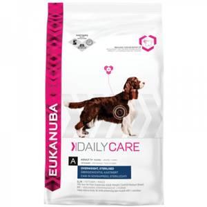 Bilde av 12,5 kg Hundemat Eukanuba DailyCare Overweight, Sterilized