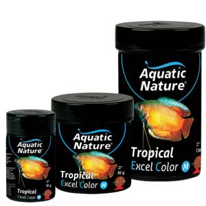 Bilde av Tropical Excel Color M, Aquatic Nature - Fiskemat Akvariefisk