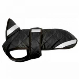 Bilde av Hundedekken Quilt, svart. Vannavvisende dekken til hund