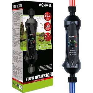Bilde av Flow Heater 300W, Aquael - Intelligent Utvendig Varmekolbe Akvar