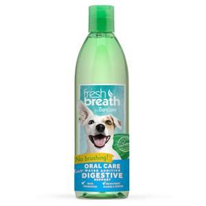 Bilde av Tropiclean Water Additive Digestive - Munnvann Hund & Katt