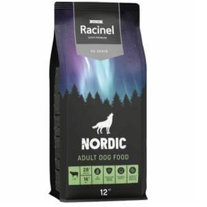 Bilde av 12 kg Racinel Nordic Adult Dog Food No Grain, Lam - Hundemat