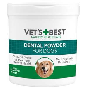 Bilde av tannpleiepulver-hund-vets-best-dental-powder-tannhelse