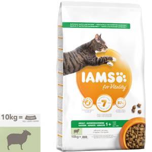 Bilde av 10 kg Iams Adult Vitality, Lamb - Kattemat