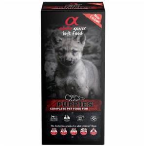 Bilde av 9 kg Alpha Spirit Semi-Moist Puppies, 45 x 200 gram Hundemat