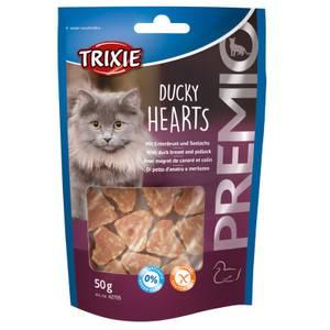 Bilde av Godbit Katt Ande Hjerter Trixie Premio  - Kattesnacks