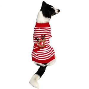 Bilde av Genser Til Hund, Reinsdyr - Julegenser