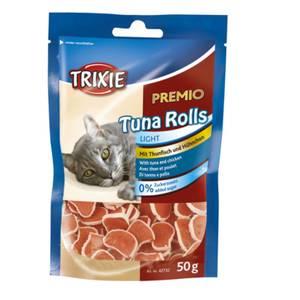 Bilde av Godbit katt Tunfisk og kylling rull Trixie Premio katt
