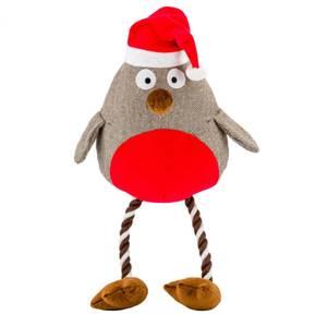 Bilde av Julens Hundeleke Gigant Robin - Julegave Hund