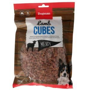 Bilde av Godbit Meaty Lamb Cubes, Dogman -  Lamme Terninger Til Hund