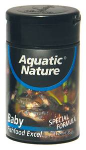 Bilde av Baby Fishfood Excel, Aquatic Nature - Fiskemat Til Yngel
