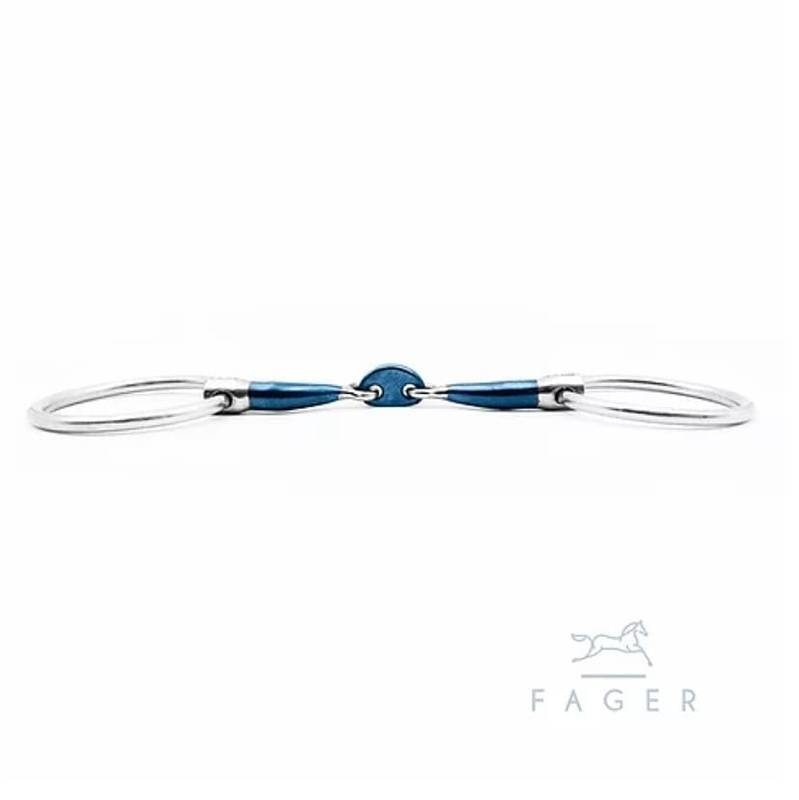 Bilde av CLAUDIA - Fager sweet iron loose ring