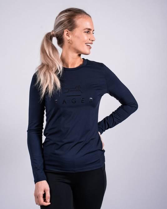 Bilde av Fia Long Sleeve T shirt (Flere farger)