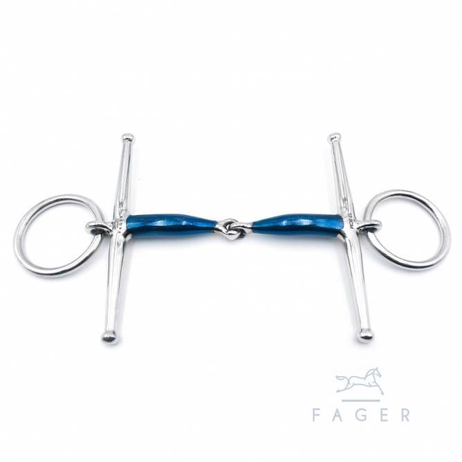 Bilde av BILLY - Fagers Fulmer Cheek FSS™ Loose Rings Bit