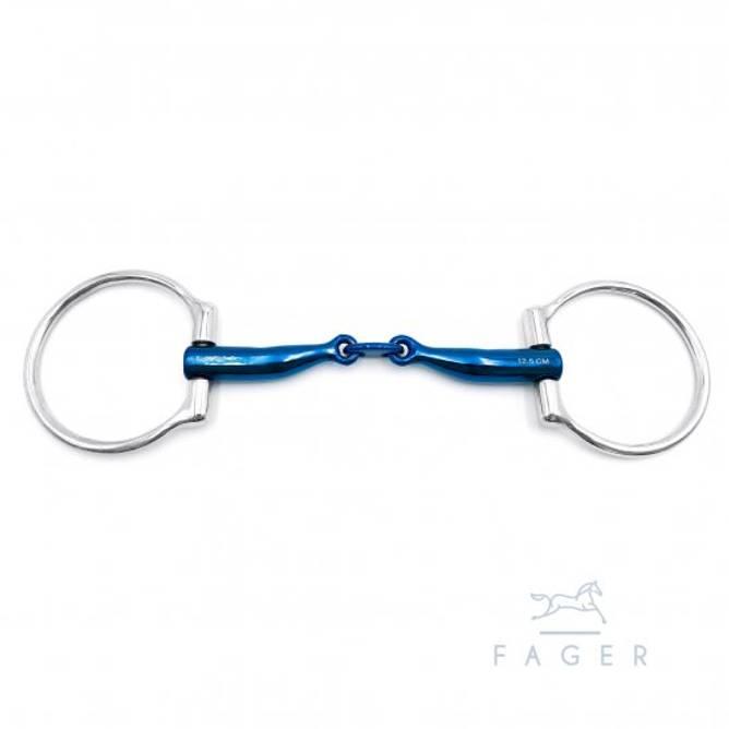 Bilde av CARL - Fagers Titanium Eggbutts bit