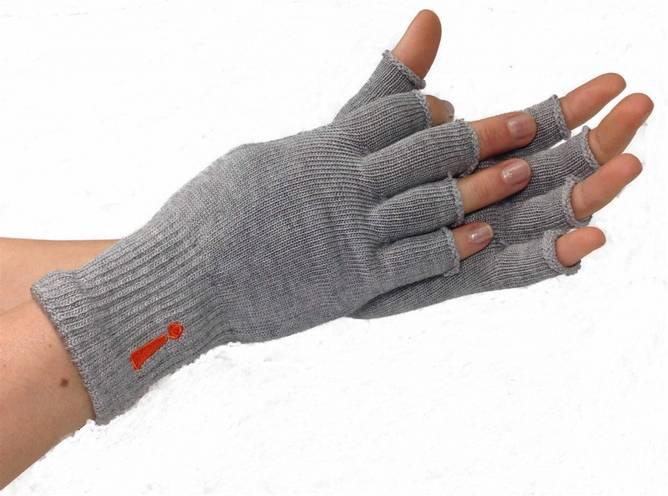 Bilde av Fingerless circulation gloves