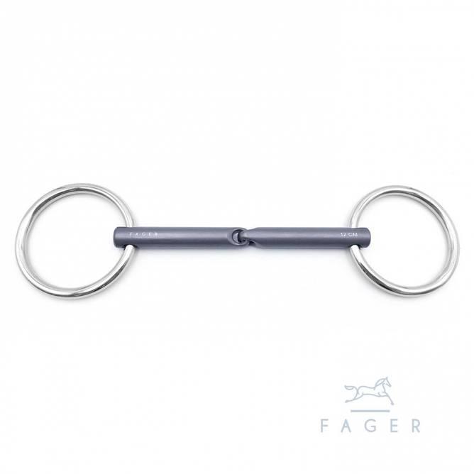 Bilde av MADELEINE - Loose rings Single Jointed Titanium