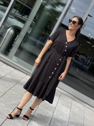 Bilde av ANNLEE DRESS - BLACK