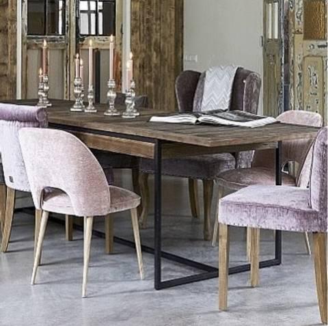 Bilde av RIVIERA MAISON - SHELTER ISLAND DINING TABLE EXT
