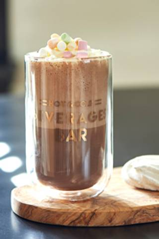 Bilde av RIVIERA MAISON - BEVERAGE BAR GLASS L