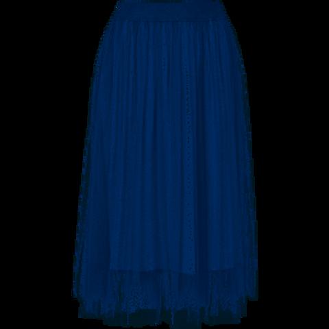 Bilde av LINE OF OSLO - MERRICK SKIRT BLUE