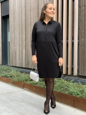 Bilde av DATY DRESS - BLACK