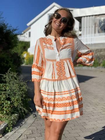 Bilde av INKA DRESS - ORANGO