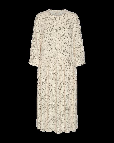 ADNEY LONG DRESS  - BIRCH MIX