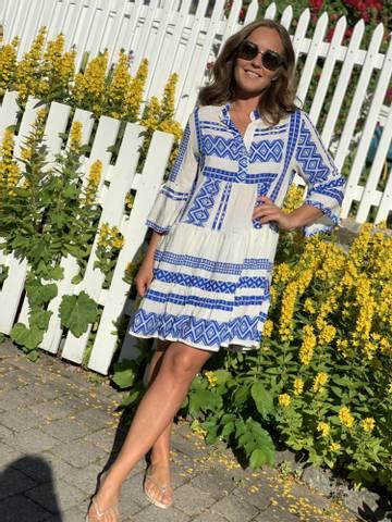 Bilde av INKA DRESS - ROYAL