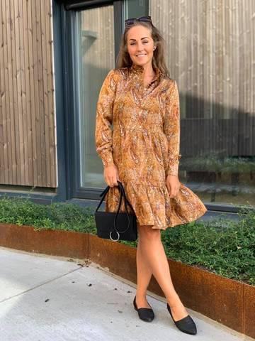 Bilde av LOVE PAISLEY DRESS