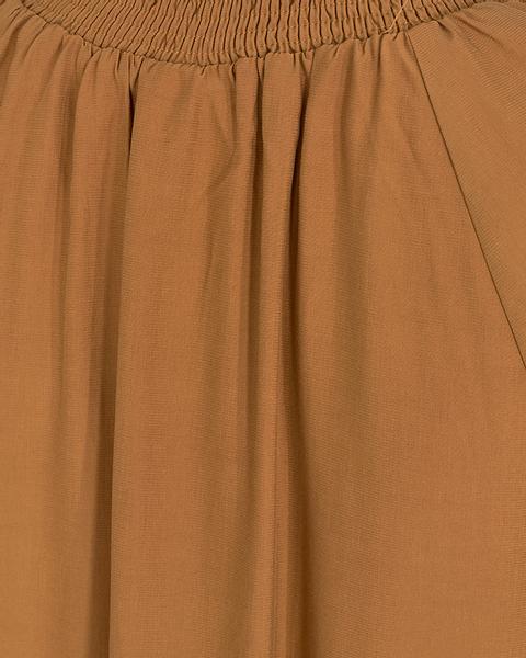 MERALDA DRESS - TOASTED COCONUT