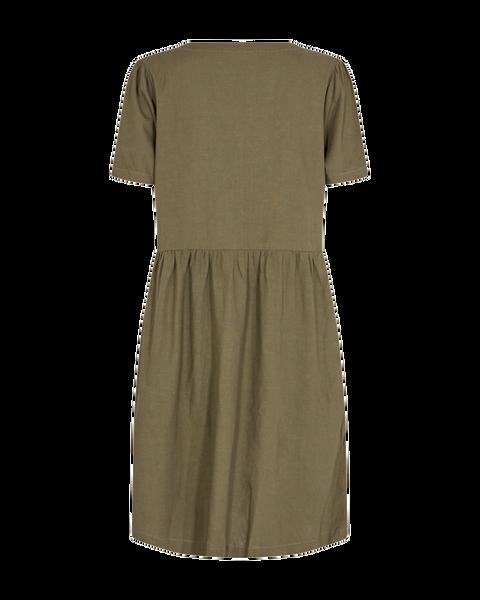 ALVILLE DRESS - CAPERS