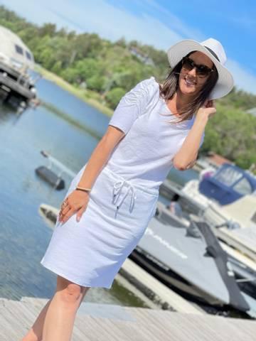 Bilde av BLOND DRESS - BRILLIANT WHITE
