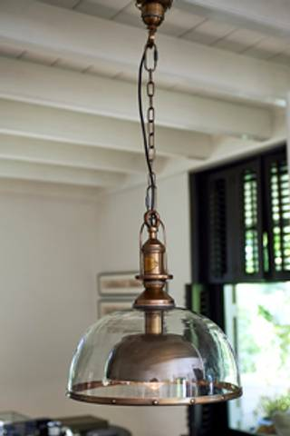 Bilde av RIVIERA MAISON - BROOKLYN HANGING LAMP