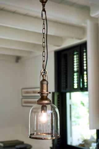 Bilde av RIVIERA MAISON - SOHO SQUARE HANGING LAMP