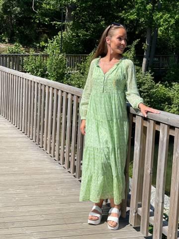 Bilde av GREEN GATE DRESS
