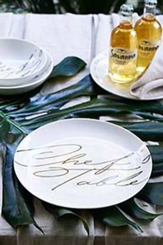 Bilde av RIVIERA MAISON - CHEF'S TABLE DINNER PLATE